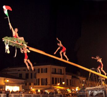27th Palio of the Cuccagna dell'Adriatico
